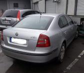Parduodamas automobilis Škoda Fabia    -0
