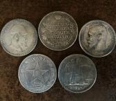 Penkios monetos -0