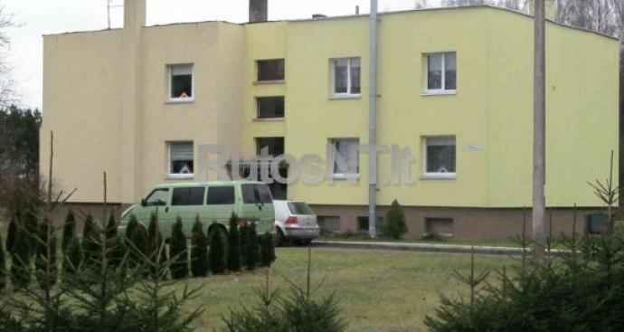 Parduodamas 2- jų kambarių butas Agluonėnų kaime-0