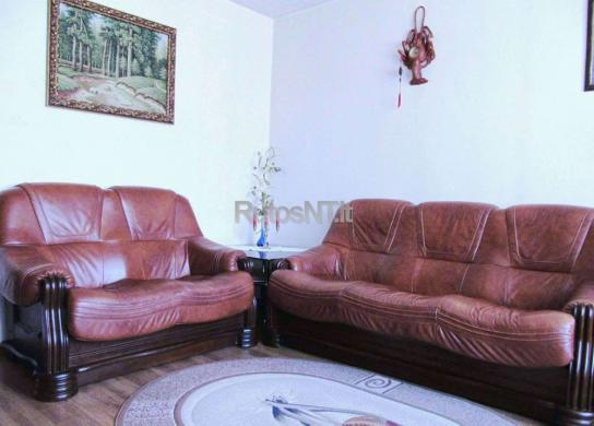 Parduodamas 2- jų kambarių butas Agluonėnų kaime-1
