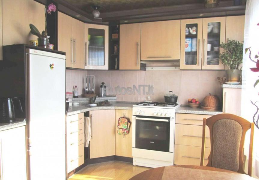 Parduodamas 2- jų kambarių butas Agluonėnų kaime-3
