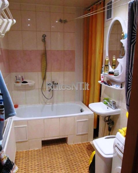 Parduodamas 2- jų kambarių butas Agluonėnų kaime-4