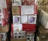 Prekės paletėmis - žaislai , įrankiai, buitinė,elektronika-0