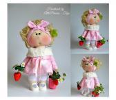 Handmade dolls Rankų darbo lėlės LittlePrincess-0