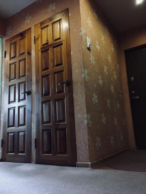 4 kambarių butas - Naujoji g. (Putinai)-1