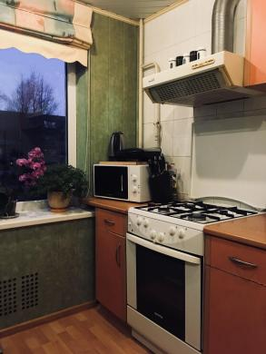 4 kambarių butas - Naujoji g. (Putinai)-4