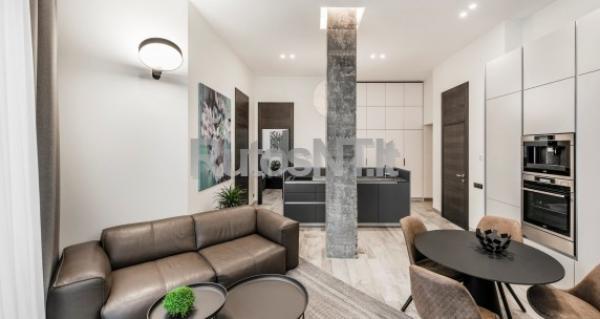 Parduodamas 3- jų kambarių butas Jūros gatvėje-0