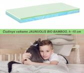Čiužiniai vaikams Jaunuolis BIO Bamboo-0