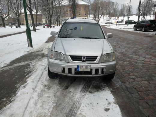 Honda crv -3