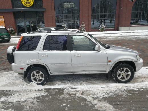 Honda crv -2