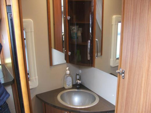 2012  Prikabinamas namelis Adria Alpina 663 UK Supreeme +-2