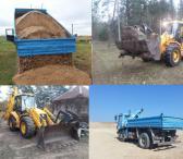 Žvyras, smėlis, skalda, žemės kasimo, lyginimo darbai, keliukų ir aikštelių įrengimas-0