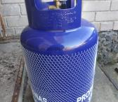 27 litrų buitiniai dujų balionai nauji su apsauginiais vožtuvais tik 37 Eur-0
