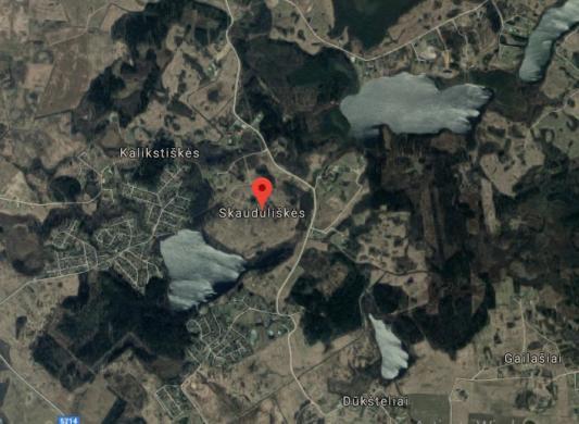 Parduodamas 153a sklypas Vilniaus rajone, netoli ežero -4