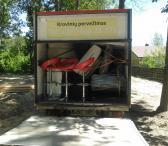 Perkraustymo paslaugos /Krovinių gabenimas -0