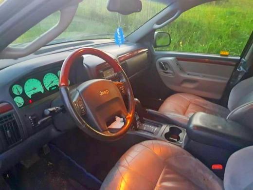 Parduodu jeep grand cherokee 4.7 overland-1