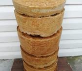 Naturalus bičių vaškas-0