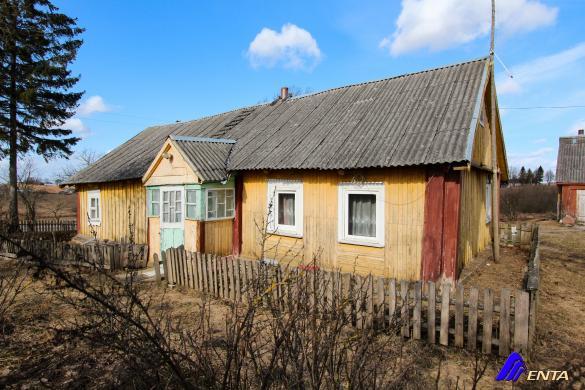 Elektrėnų sav., Laičių k., Laičių g., medinis namas-1