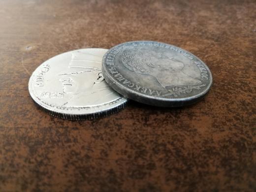 Pora monetų-2