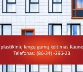 plastikiniu langu gumu keitimas Kaune 863429623-0