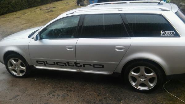 Audi A6 C5 Qvatro-2