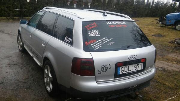 Audi A6 C5 Qvatro-3