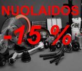 Autodalys NUOLAIDOS-0