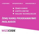 WIZZCODE - žemų kainų programavimo paslaugos-0