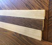 Ažuolinės medžio masyvo grindjuostės-0