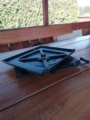 kemperio apsildymo peciukas-boileris ir sedynes pasukimo mechanizmas-4