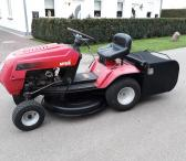 Vokiskas Sodo traktorius Zoliapjove mtd 12 kw-0