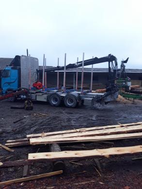 Kasimo lyginimo darbai,pjauta statybine mediena,rastai,miskoveziu paslaugos,rastiniai namai.-1