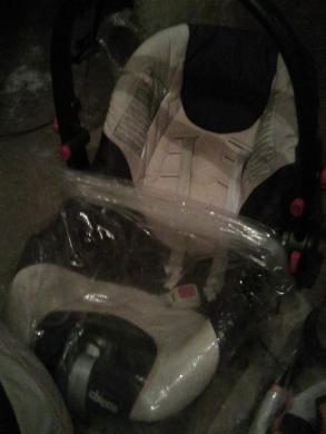 Vaikiška automobilinė kėtudutė-nešioklė  Chicco 0-13kg-1