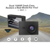DVR Premium vaizdo registratorius su OLED 4K ekranu, wifi, gps. AUKŠTA KLASĖ-0