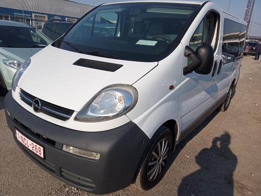 Opel vivaro 1.9D-4