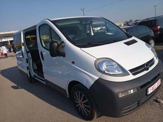 Opel vivaro 1.9D-6