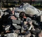 Skaldyti akmenys, vazonai -0