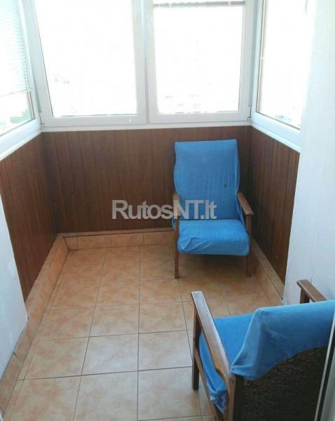 Parduodamas 2- jų kambarių su holu butas Budelkiemio gatvėje-6