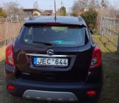 Parduodamas 2016 m. Opel Mokka-0