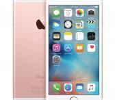 Apple Iphone 6S, 64gb. Pilnai tvarkingas, vos įtrukęs stikliukas apačioj, ekranas sveikas, kaina- 99.99e.-0