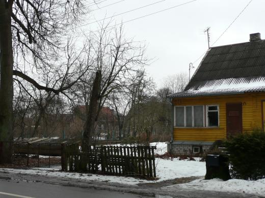 Parduodama namo dalis 66 kv. m su 5 arų sklypu Vičiūnuose prie pušyno Pažaislio g.-1