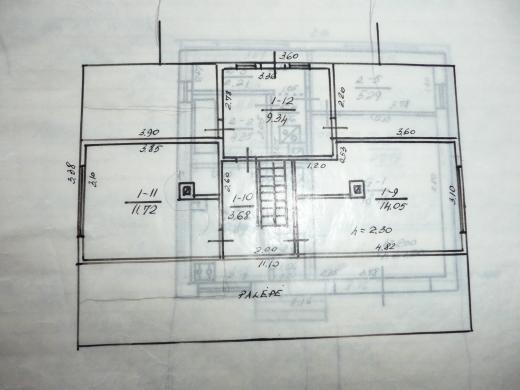 Parduodama namo dalis 66 kv. m su 5 arų sklypu Vičiūnuose prie pušyno Pažaislio g.-5