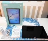 Huawei MediaPad T3 10 4G, tvarkinga, garantija, komplektas, kaina 120e. -0