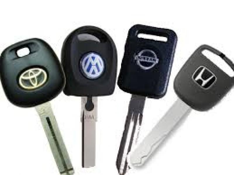 Automobilio atrakinimas, raktų gamyba-1