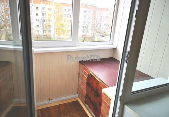 Parduodamas 3- jų kambarių su holu butas Rambyno gatvėje-6