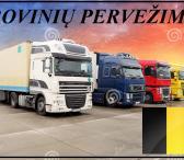 Kroviniai, gabenami šaldytuvinėmis puspriekabėmis. -0
