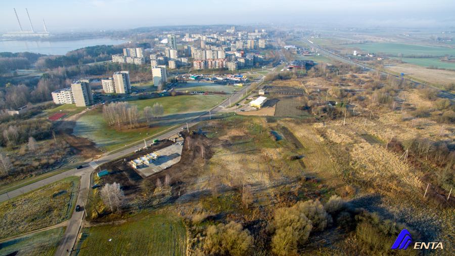 Elektrėnų m., Sabališkių g., komercinės paskirties sklypas-2