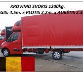 LIETUVA-BELGIJA KROVINIU PERVEZIMAS KIEKVIENĄ SAVAITĘ VYKSTAME MARŠRUTU LIETUVA- BELGIJA- LIETUVA ! Krovinių Pervežimas ! Perkraustymas ! Krauname iki 1200kg / galim pasikrauti 5 eur.pl. / 8 eur.pl / 10 eur.pl. ( kietašonis ir tentinis busiukas – galimas -0