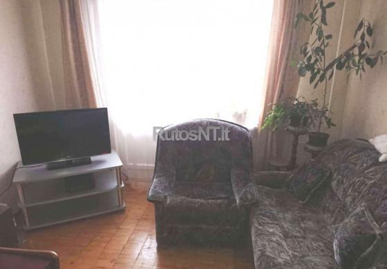 Parduodamas 3- jų kambarių butas Taikos prospekte-2