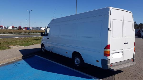 Mercedes Benz Sprinter312-1
